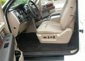 Auto Preservation of Cary Car Detailing in Cary, NC shampooed carpets, cleaned and conditioned leather seats, complete interior detailing service includes nooks,crannies cleaned and sanitized.